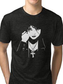 Comics Death Vertigo DC Sandman  Tri-blend T-Shirt