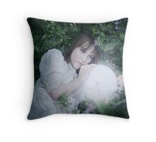 Fae Light Throw Pillow