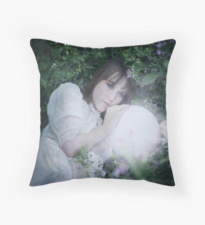 Fae Light Throw Pillow