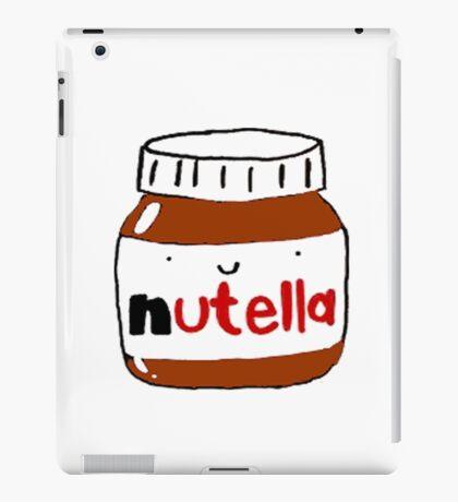 Smiley Nutella iPad Case/Skin