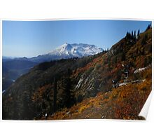 Mt St Helens 9440_101913 Poster