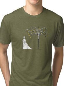 Cinderella and Her Pear Tree Tri-blend T-Shirt