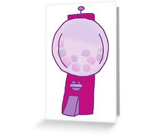 Benson - More Smarter (Regular Show) Greeting Card