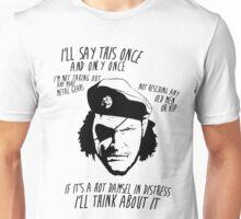 Metal Gear Solid - Snake Eater Unisex T-Shirt