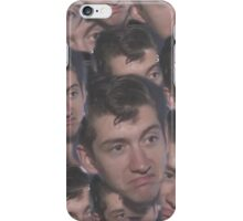 Alex Turner Floating Heads iPhone Case/Skin