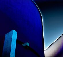 THE BLUE WALLS by Emilio Ferrer