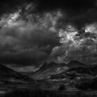 Dramatic Lake District by Alan E Taylor
