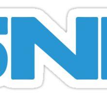 SNK logo Sticker