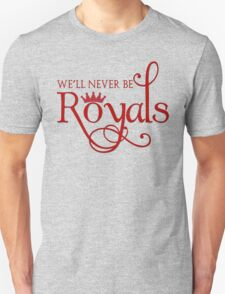 Lorde Inspired - Never Be Royals - Pop Music - Call Me Queen Bee T-Shirt