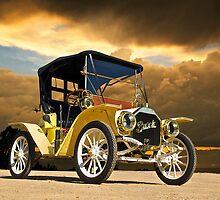1910 Buick Roadster/Runabout III by DaveKoontz