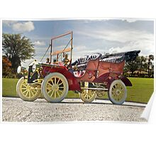 1906 Buick Model F Touring Car III Poster