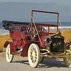 1906 Buick Model F Touring Car II by DaveKoontz