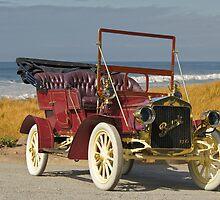 1906 Buick Model F Touring Car II by DaveKoontz