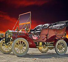 1906 Buick Model F Touring Car I by DaveKoontz
