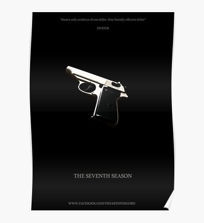 Isaak The Hitman Poster