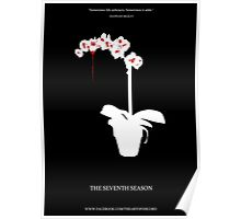 Bloody Orchid Poster