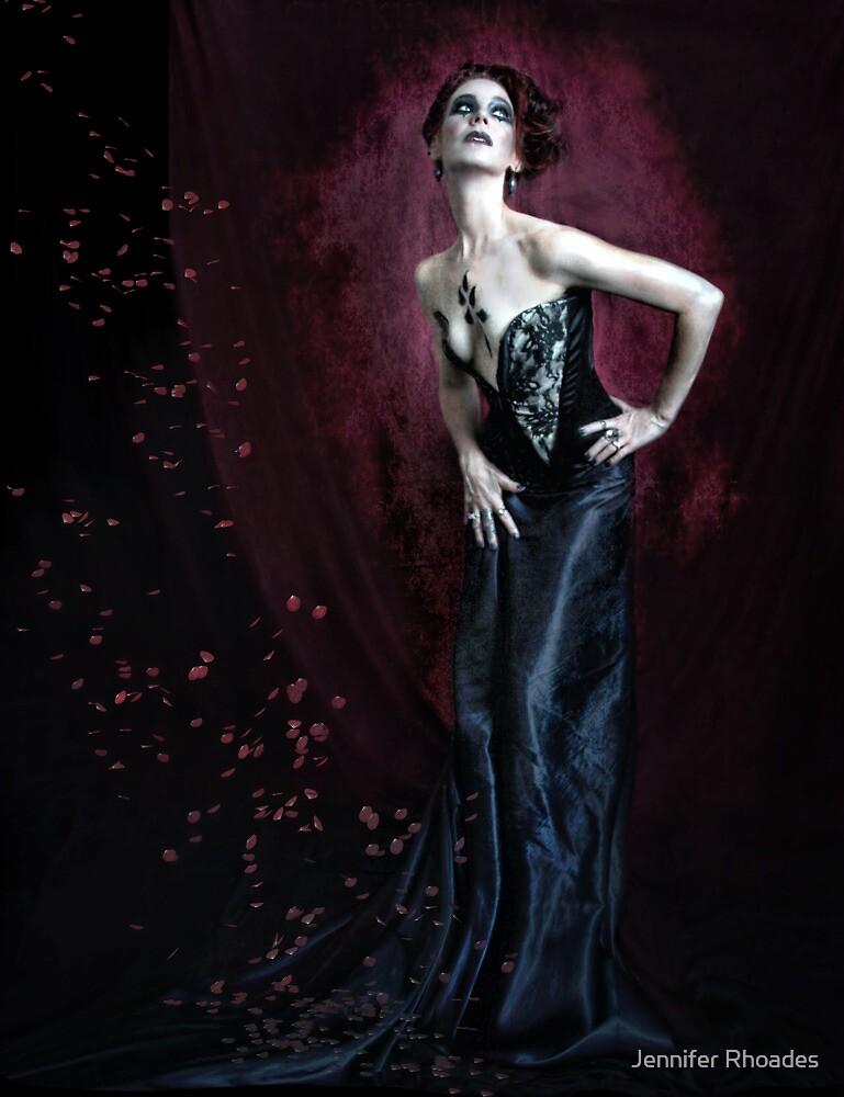 Fading Glories by Jennifer Rhoades