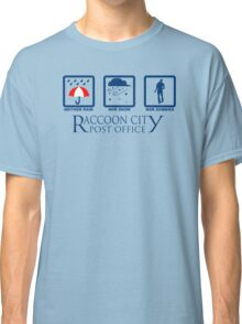 Racoon City Post Office Classic T-Shirt