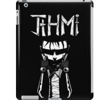 johnny the homicidal maniac jthm iPad Case/Skin