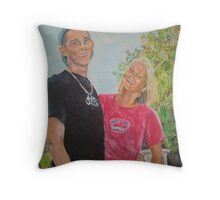 Best Moment Throw Pillow