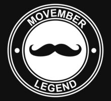 MOVEMBER LEGEND by cerenimo
