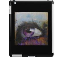 Purple Eye  iPad Case/Skin