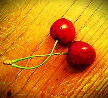 Cherries by Paula Aguilar