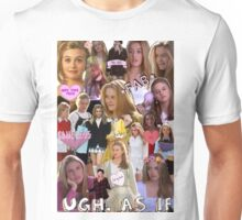 Clueless Collage Unisex T-Shirt
