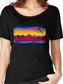 Another World Women's Relaxed Fit T-Shirt