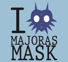 I love majora's mask! by Nellow
