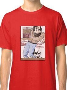 Brazen Husky Honky Tonk and Hardware Classic T-Shirt
