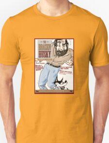 Brazen Husky Honky Tonk and Hardware Unisex T-Shirt