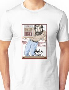 Brazen Husky Honky Tonk and Hardware Unisex T-Shirt