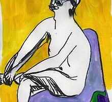 nude (31) by H J Field