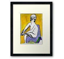 nude (31) Framed Print