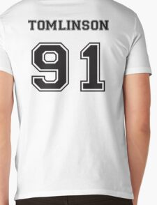 TOMLINSON '91 Mens V-Neck T-Shirt