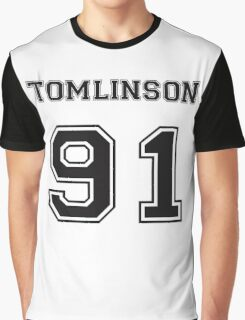 TOMLINSON '91 Graphic T-Shirt