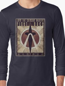 Borderlands 2 'Join the Crimson Raiders' Long Sleeve T-Shirt