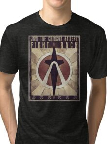 Borderlands 2 'Join the Crimson Raiders' Tri-blend T-Shirt