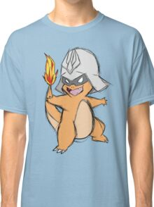 Char-Mander Aznable (Pokemon) Classic T-Shirt