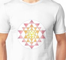 Sri Yantra 09 Unisex T-Shirt