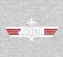 Custom Top Gun Style Style - Justin Kids Clothes
