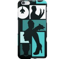 Title Archer (wrapped) iPhone Case/Skin