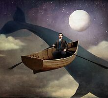 Night Flight by ChristianSchloe