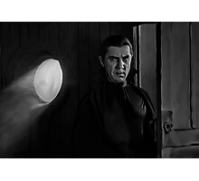 Dracula - Bela Lugosi Photographic Print