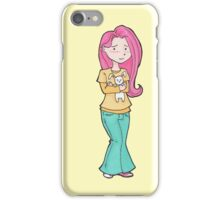 Fluttershy phonecase  iPhone Case/Skin