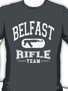 Belfast Rifle Team (Vintage Distressed)  T-Shirt