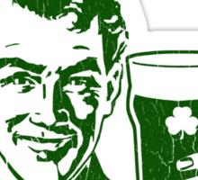 Drink Up, Bitches! (Vintage Distressed) Sticker