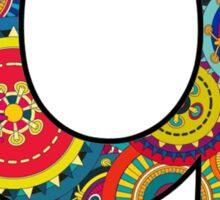 Letter Series - g Sticker