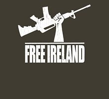 Free Ireland (Vintage Distressed Design) Unisex T-Shirt